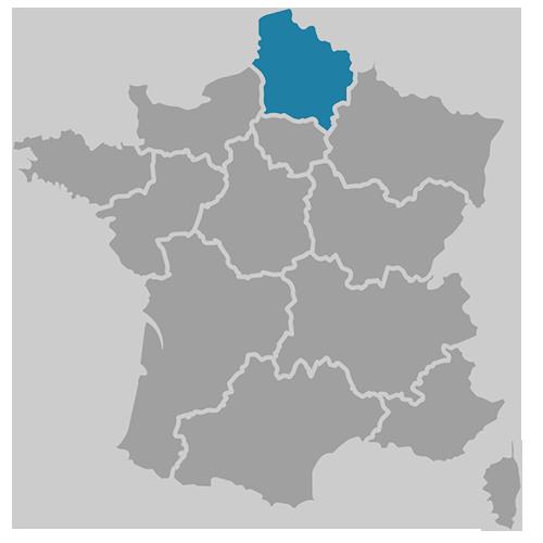 Etat des lieux Hauts-de-France